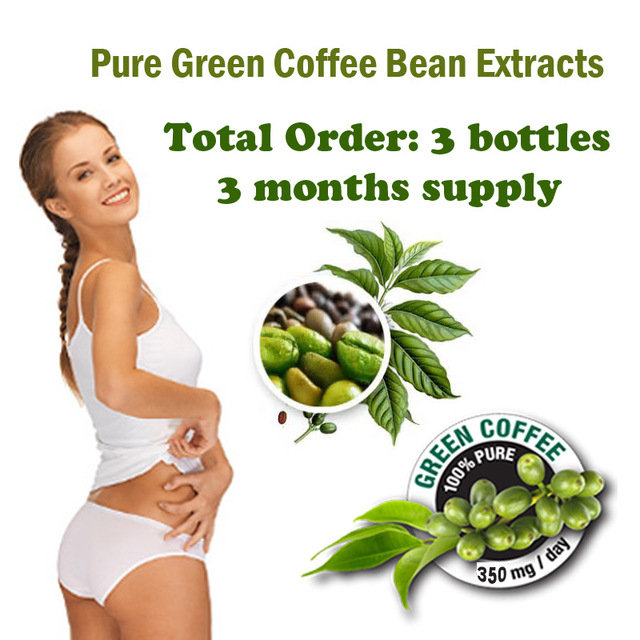 Green Coffee Bean Extract Diet Weight Loss Woopherb